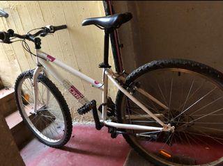 Bicicleta de muntanya rockrider zero five
