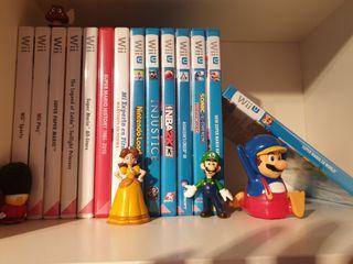 Videojuegos Wii/Wii U