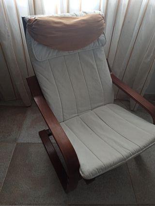 sillón Ikea Tumbona