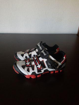 Zapatillas para bicicleta de montaña Ges talla 43