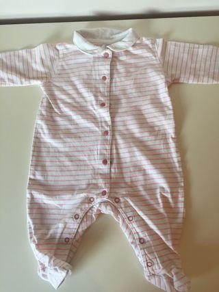 Pijama bebé de 1-3 meses Prenatal