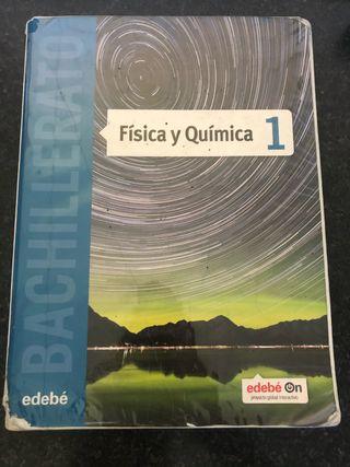 Libro Fisica y Quimica 1 Bachiller
