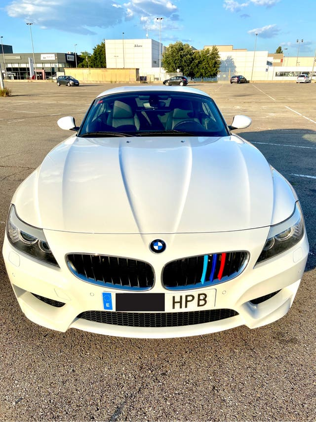 BMW Z4 2013 E89 NACIONAL