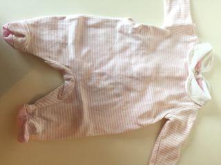 Pijama bebé 0-1 mes