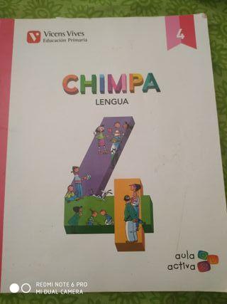 libro cuarto de primaria