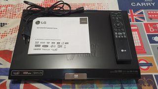 LG DVD grabador 250GB
