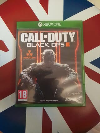 Call Of Duty : Black Ops 3, Xbox One