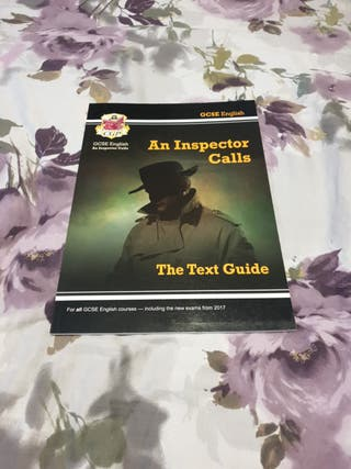 An Inspector Calls, Text/ Revison Guide