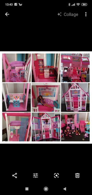 mansion casa de barbie