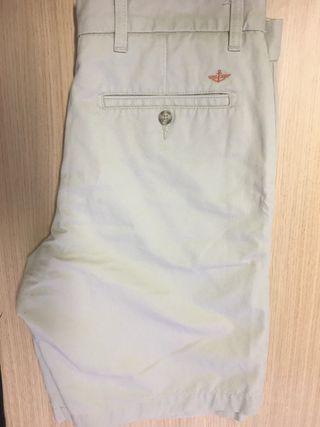 Pantalón bermuda hombre marca Dockers
