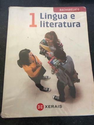 Libro Lingua Galega 1 Bachiller