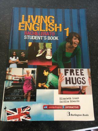 Libro de Ingles primero de Bachiller