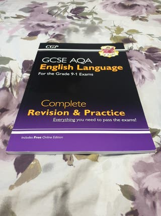 GCSE, English Language Revison Guide