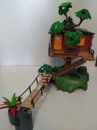 Casa árbol set 5557