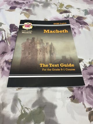 Macbeth, Text/ Revision Guide