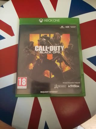 Call of Duty : Black Ops 4, Xbox One