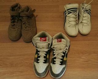 REGALO deportivas Nike Adidas talla 40 y 39'5