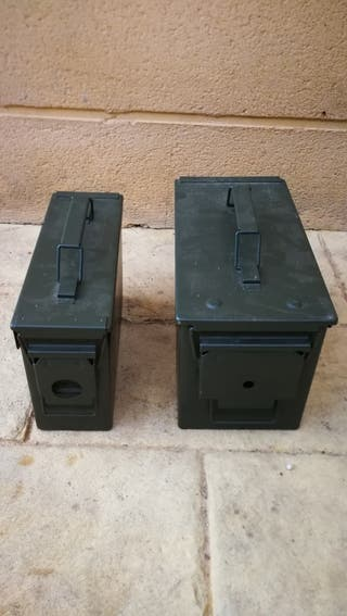 Airsoft cajas de munición