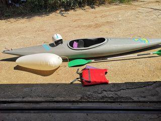 kayak piragua Prijorn