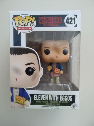 Funko pop eleven with eggos