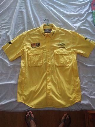 camisa oficios vr46