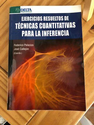 Libro de ejercicios Técnicas Cuantitativas
