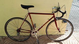 vintage retro carretera bicicleta