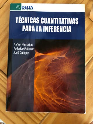 Libro Técnicas Cuantitativas