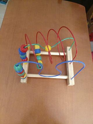 Juego para psicomotricidad bebes