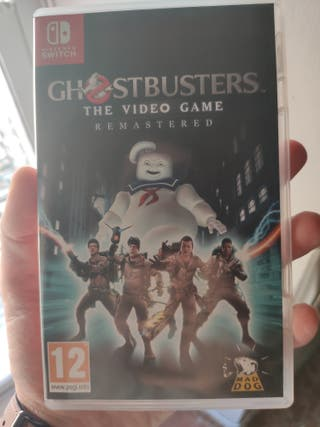 Ghostbuster The Video Game Remastered