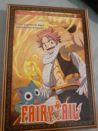 Fairy Tail Temporada 1 DVD