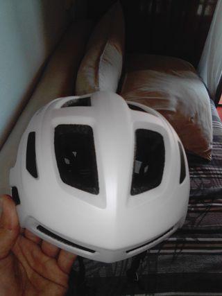 casco nuevo
