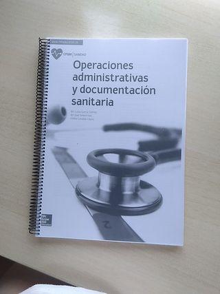 OAD FP grado medio auxiliar de enfermeria