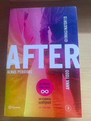 After, tercer libro