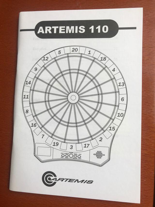 Diana electrónica Artemis 110
