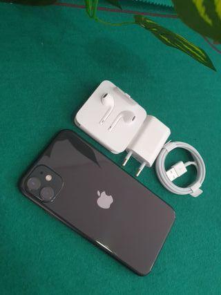 I PHONE 11 256GB NEGRO