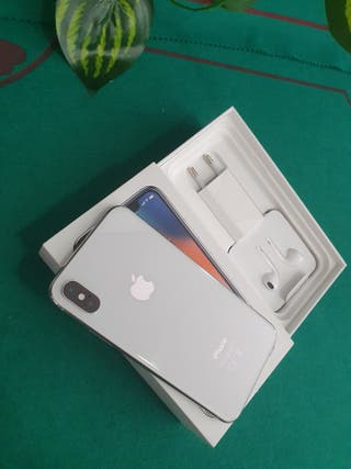 I PHONE X 64GB BLANCO