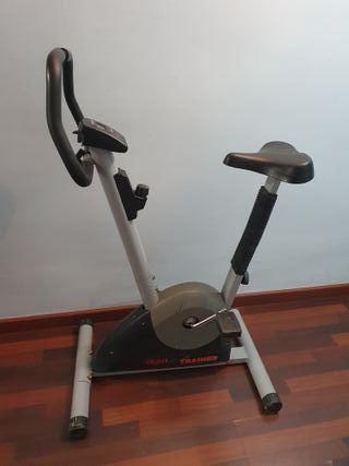 bicicleta estática trojan trainer 1000