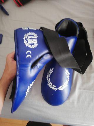 botines kickboxing