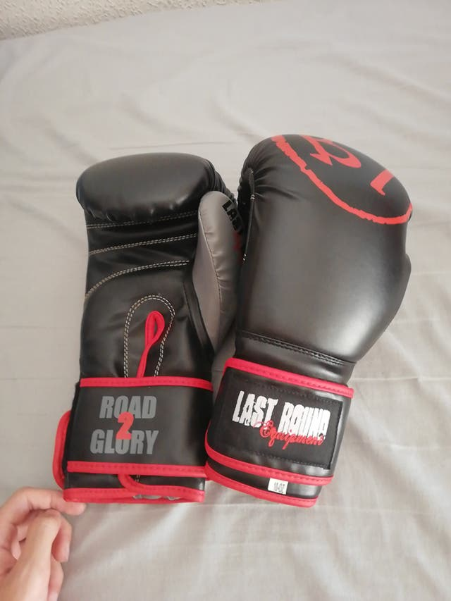 Guantes kickboxing