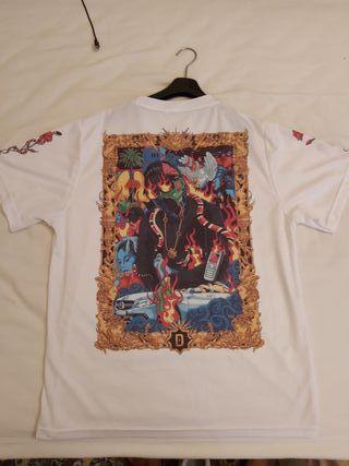 camiseta dellafuente