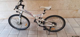 plegable bicicleta