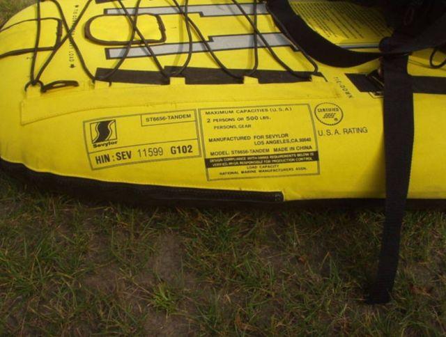 kayak hinchable