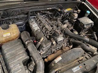 Motor 2.7 Turbo diesel Mercedes OM 665