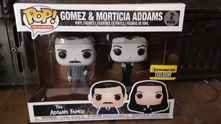 Funko pop Gomez & Morticia Adams