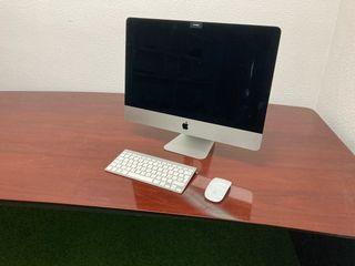 """iMac 21"""" i5 8gb de RAM + teclado y ratón"""