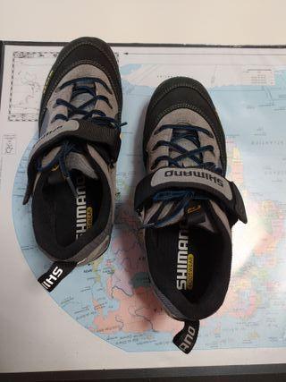 Zapatillas Shimano MTB nº 41