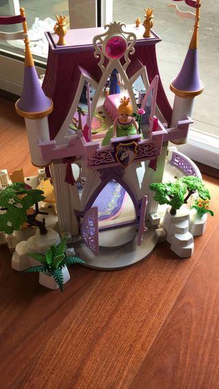 Playmobil princesa Castillo de Cristal