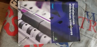 libro instalaciones eléctricas interiores
