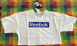 Crop Top Reebok Talla S